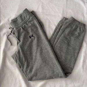 Under Armour Grey Sweat Pants